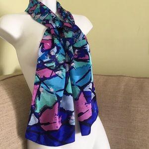 Silk scarf (Jones New York)